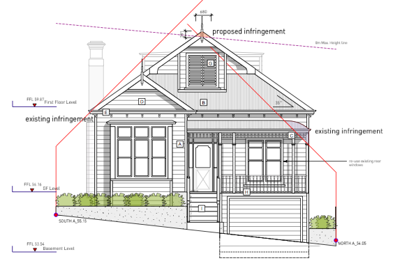 Residential Heritage Additions and Alterations